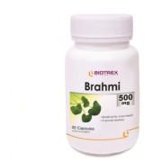 Biotrex Brahmi - 500mg (60 Capsules)