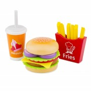 New Classic Toys Set Fast Food