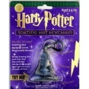 Harry Potter Sorting Hat Keychain Magically Sorts Into Hogwarts Houses