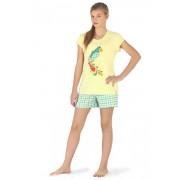 Lány pizsama 550/16 Parrot