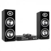 LTC Karaoke Star 3D-BT Sistema HiFi bluetooth USB 2 micrófonos (BD-KaraokeStar3D-BT)
