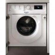 Masina de spalat rufe incorporabila Hotpoint Ariston BI WMHG 71484 EU, 7 kg, 1400 rpm, Clasa A+++, Alb