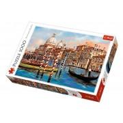 Trefl Pussel - Canal Grande, Venedig 1000 Bitar