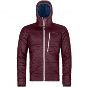 Ortovox Men Jacket PIZ BIANCO dark wine