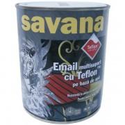 Savana vopsea alba 0,75 L