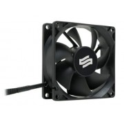 Ventilator SILENTIUM PC Mistral v2, 80mm, 1800 RPM