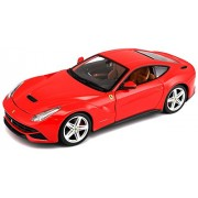 Bburago 1:24 Ferrari Race and Play F12 Berlinetta, Multi Color