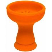 Creuzet narghilea silicon clasic portocaliu