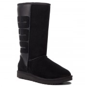 Обувки UGG - W Classic Tall UGG Rubber 1096471 W/Blk