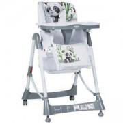 Столче за хранене Primo, Lorelli, Grey Panda, 0740239