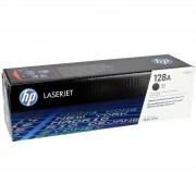 HP Toner CE 320 A Svart No. 128 A