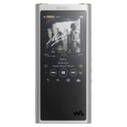 MP3 плеер Sony NW-ZX300, серебристый