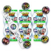 Yo-kai Watch Ultimate Collector Set -- Yokai Watch with 20 Medals (Series 1, Series 3)