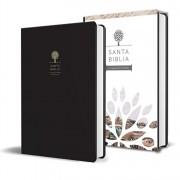Santa Biblia Rvr 1960 - Tamao Manual, Letra Grande, Cuero de Imitacin, Color Negro / Spanish Holy Bible Rvr 1960 Handy Size, Large Print, Paperback/Reina Valera Revisada 1960