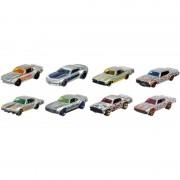 Mattel modellino auto hot wheels 50esimo anniversario zamac , frn23 assortiti (no scelta)