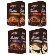 La Festa Hot Chocollatta (Classic, Hazelnut, Dark, Caramel, White, Coffe) 10 buc x 25g