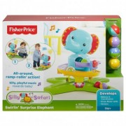 Fisher-Price Centru de activitati Safari Elefant