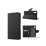 Mercurycase Fancy Diary preklopna korica za Sony Xperia XZ (F8331), crna
