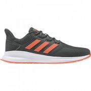 Adidas Men's Multicolor Falcon Running Shoe