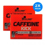 Capsule cafeina Caffeine Kick Olimp 60 caps