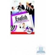 English for presentations + CD