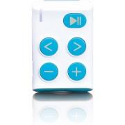 Lenco Xemio-154 - MP3-speler - Blauw/Wit