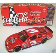 Dale Earnhardt Sr #3 Red Coca Cola 1998 Monte Carlo 1/24 Scale Action Racing 1st Head to Head Race W