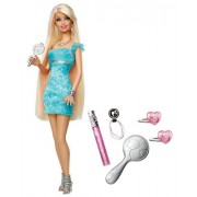 Mattel Barbie Loves Glitter Hair Doll