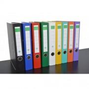Biblioraft A4, plastifiat PP, 5 cm