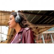 JBL Everest Elite 750NC Wireless Over-Ear Headphones - безжични bluetooth слушалки с микрофон за мобилни устройства (сив)