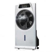 With humidifier - pedestal fan Cascata
