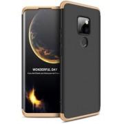 Protectie Spate GKK 360 7731000154822 pentru Huawei Mate 20 (Negru/Auriu)