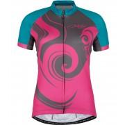 KILPI Dámský cyklistický dres FOXIERA-W GL0006KIPNK Růžová 42