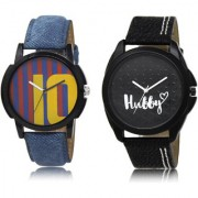 The Shopoholic Blue Maroon Black Combo Best Combo Pack Blue And Maroon And Black Dial Analog Watch For Boys Watches For Men Analog
