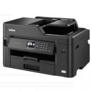 Мултифункционално мастиленоструйно устройство Brother MFC-J3530DW, цветен принтер/копир/скенер/факс, 4800 x 1200 dpi, 35 стр/мин, Wi-Fi, LAN100Base-TX, USB, ADF, двустранен печат, A3