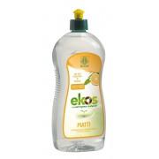 Solutie ECO pentru spalat vase/biberoane cu portocale750 ml