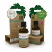 Coconutoil Cosmetics Szőrtelenítés és Borotválkozás utáni Olaj Unisex 50 ml