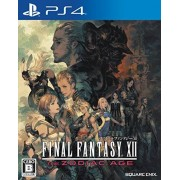 Final Fantasy XII The Zodiac Age Japanese ver. PlayStation 4 【PS4】 vídeo juego