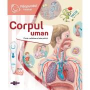 Carte corpul uman, 7 ani+