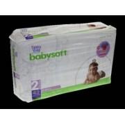 Scutece si chilotei copii - Baby Soft nr 2