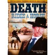 Death Rides a Horse: Includes Three Bonus Movies [DVD]