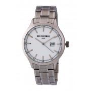 Ben Sherman Mens Spitalfields Sport Bracelet Watch 42mm WHITE