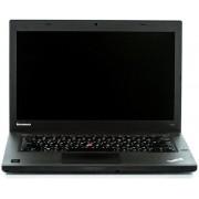 "Laptop Refurbished Lenovo ThinkPad T440 (Procesor Intel® Core™ i5-4300U (3M Cache, up to 2.90 GHz), Haswell, 14"" HD, 4GB, 180GB SSD, Intel® HD Graphics 4400, Win10 Home, Negru)"