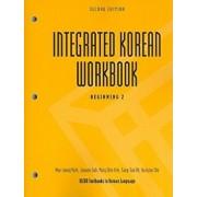 Integrated Korean Workbook: Beginning 2, Second Edition, Paperback (2nd Ed.)/Mee-Jeong Park