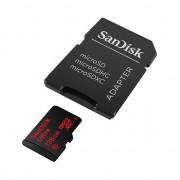 SanDisk Stockage de mémoire SanDisk Ultra microSD 128 Go - Noir