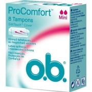O.B. Procomfort Mini x 8 buc