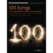 Faber Music Easy Keyboard Library - 100 Songs