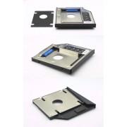 HDD Behuizing Ultrabay Slim SATA 2e Hdd Harde Schijf Caddy Voor Lenovo IdeaPad Y500 Y550 Y500N Y510P