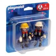 Playmobil Fire Rescue Squad, Multi Color