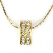 Swarovski kristályos nyaklánc-083